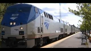 HD  Amtrak Starlight in Salem, OR