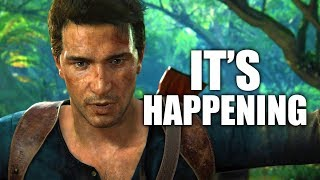 Sony Is Secretly Building A New PlayStation Studio... To Make Uncharted 5?!