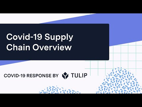 COVID19 - Supply Chain (overview)
