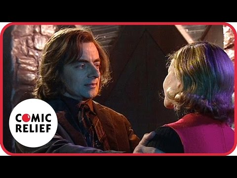 Rowan Atkinson is Doctor Who | Comic Relief