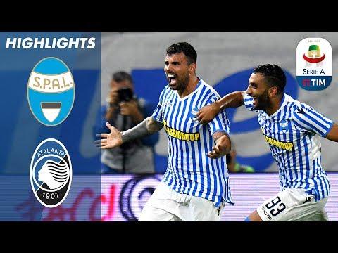 SPAL 2-0 Atalanta | Petagna Brace Confirms Comfortable Victory! | Serie A