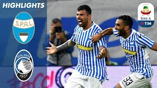 Download Video SPAL 2-0 Atalanta | Petagna Brace Confirms Comfortable Victory! | Serie A MP3 3GP MP4