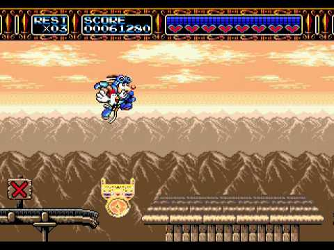 Let's Play Rocket Knight Adventures Episode 5 |