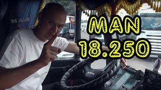 Обзор MAN 18.250 (фура-рефрижератор, 10-ти тонник)(Нам давно была интересна тема дальнобойщиков. В этом видео мы сделали небольшой обзор фуры-рефрижератора..., 2014-09-23T14:37:07.000Z)