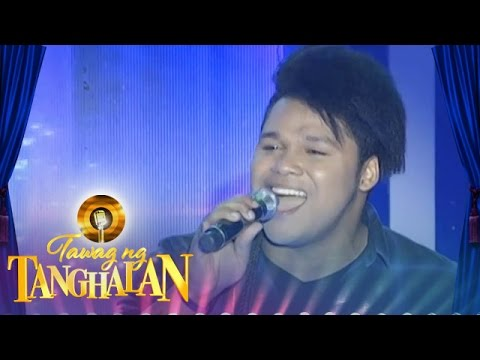 Tawag ng Tanghalan: Garrett Bolden | Stay The Same