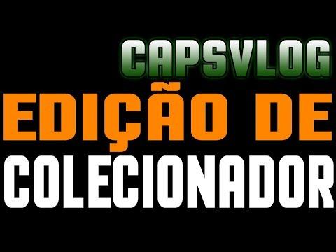 CAPSVLOG - EDIÇÃO DE COLECIONADOR