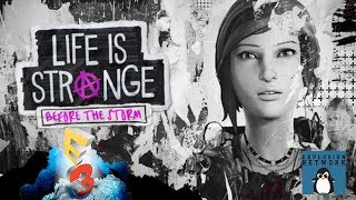 #E32017   Life is Strange: Before the Storm Live Reacts