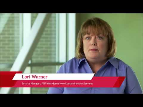 ADP Workforce Now® Comprehensive Services
