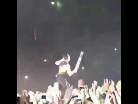 Depeche Mode Dave T-Shirt Shooter Stockholm 5.5.2017