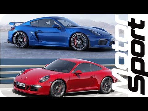 0 240 km h cayman gt4 vs 911 c4 gts motorsport youtube. Black Bedroom Furniture Sets. Home Design Ideas