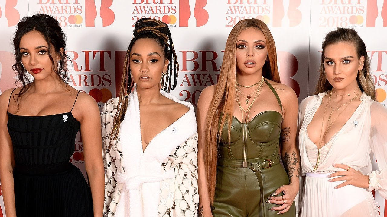 "Little Mix RETURN With ""Only You"" Cheat Codes Collab & Fans Pay Tribute To Song"