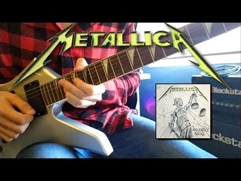 kirk-hammett-(-metallica-)-harvester-of-sorrow-solo-cover-w/-lesson-&-backing-track