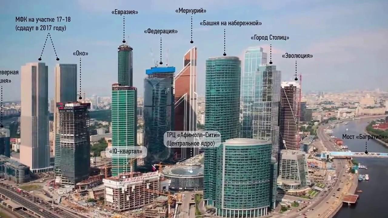 МОСКВА-СИТИ 2016 глазами провинциалки. ВЫСОТА БАШЕН Москва ...