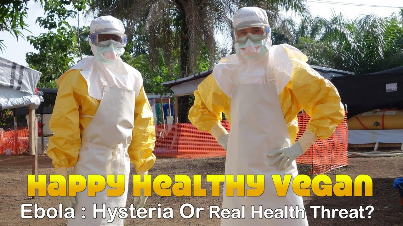 Ebola: Hysteria Or Real Health Threat?