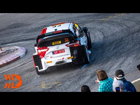 2021 WRC Rally Spain - DAY 1 Morning HIGHLIGHTS