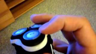 fehlerdokumentation philips hq 7310 vom 22 12 2011