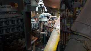 원적외선램프 제조현장