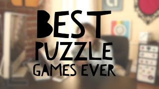 Best puzzle games for iOS!!