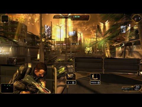 Deus Ex: The Fall - Обзор игры |