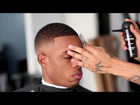 The Rich Barber State Of Mind -  Interview - Chuka Torres