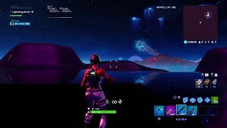 Playing Fortnite I have night bot and can donate through link