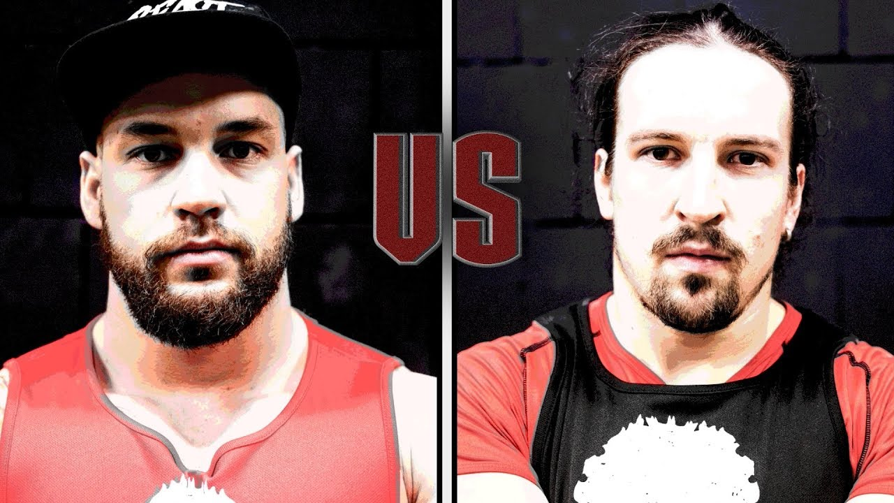 Anabolic Horse VS Rottweiler - Strength Wars League / Quarter Final #1