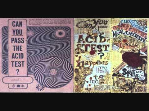"The Acid Tests (1966) audio ""PART 2"""