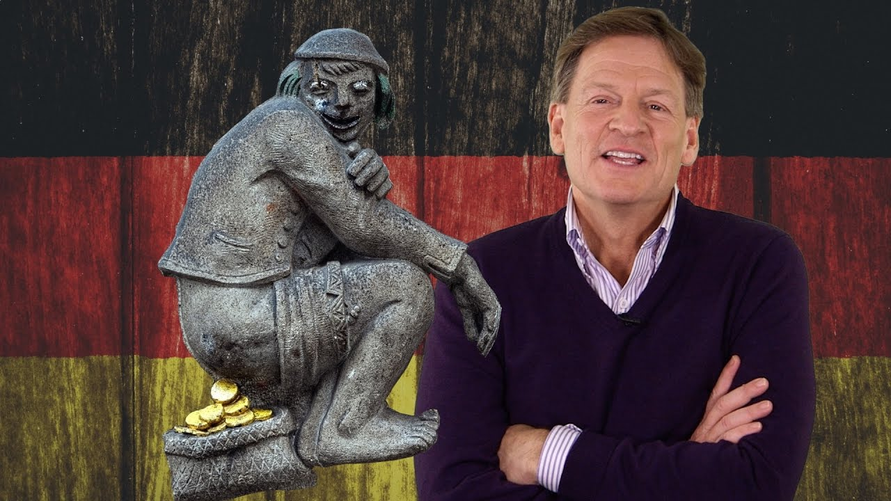 Michael Lewis on German feces obsession