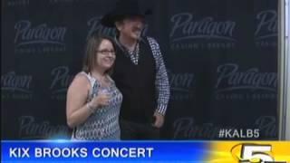 Kix Brooks Inducted into LA Music Hall Of Fame