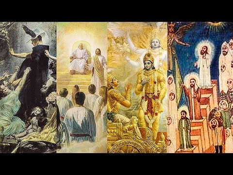 Similarities in Afterlife Myths ACROSS Civilizations?