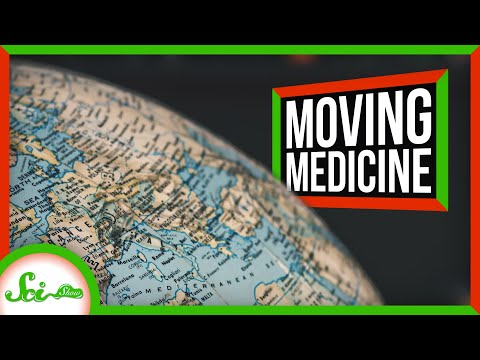 How Engineers Move Medicine Around The World