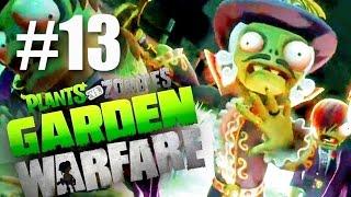 КОРОЛЬ ВАМПИРОВ! #13 Plants vs Zombies: Garden Warfare (HD) играем первыми