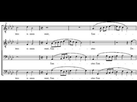 Learn Your Choir Part! FULLCHOIR Duo Seraphim – Tomás Luis de Victoria