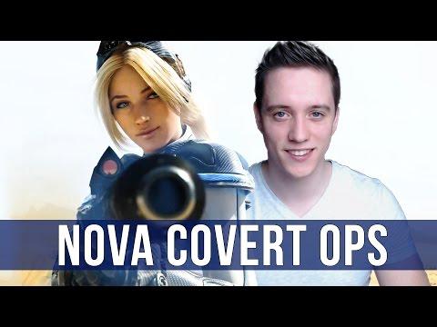 StarCraft 2: Nova Covert Ops - Sudden Strike on Brutal! (Mission 2)