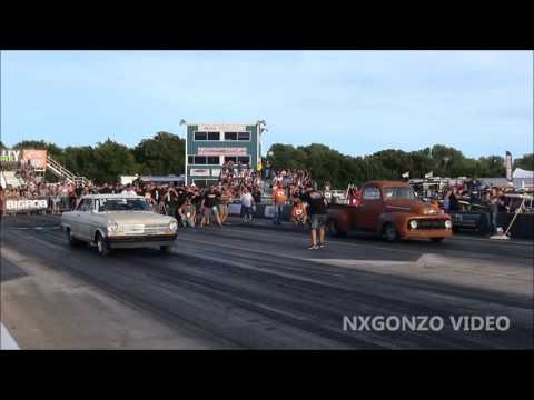 Crusty Nova VS The Mutt NO PREP @ Outlaw Armageddon