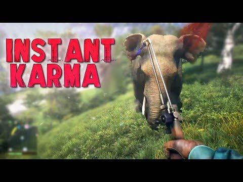 Instant Karma Fails - Video Games Edition
