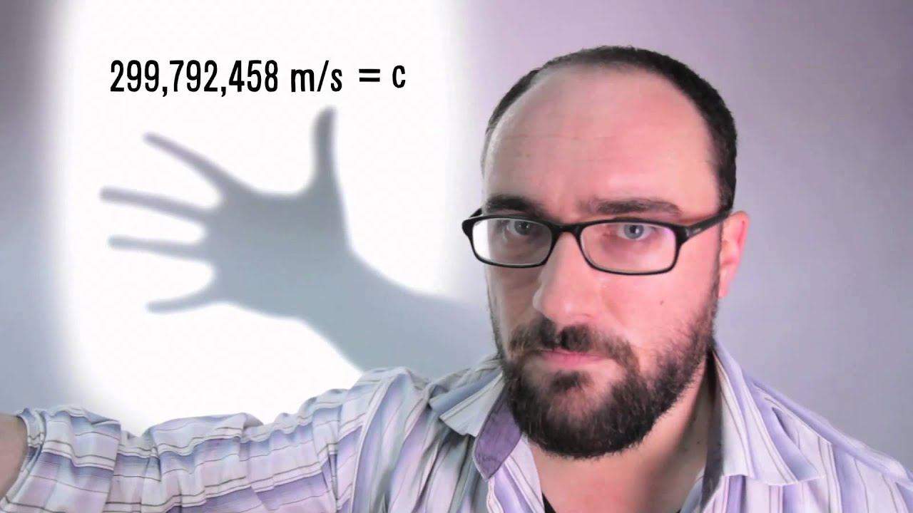 How Much Does A Shadow Weigh? From Vsauce - Path