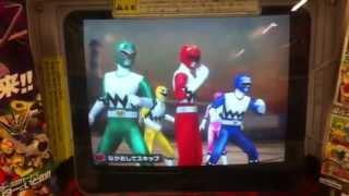 ダイスオーDX 特命11【特命5弾 ギンガマンVSメガレンジャー】