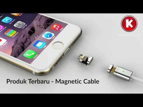 Magnetic Cable Malaysia - KOOLA