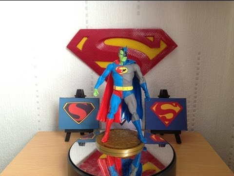DC Direct First Appearance Composite Superman Figure Review