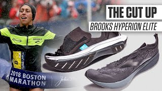 Inside the Brooks Hyperion Elite | THE