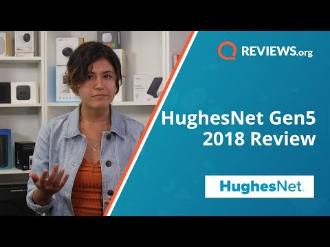 HughesNet Speeds, Packages, Pricing, And More | HughesNet Gen5 Review