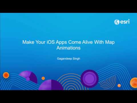 Make Your iOS Apps Come Alive With Map Animations