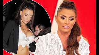 Katie Price Checks Into Rehab At The Priory For Post-traumatic Stress Disorder