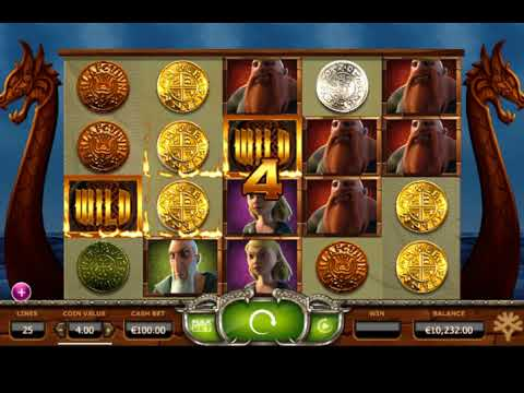 Игровой автомат VIKINGS GO WILD играть бесплатно и без регистрации онлайн
