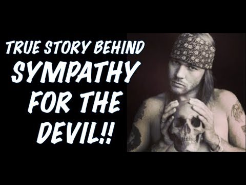 Guns N' Roses: The True Story Behind Sympathy For the Devil! Interview With the Vampire Movie!