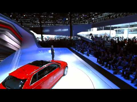 Audi Presentation, Auto China 2014 in Beijing