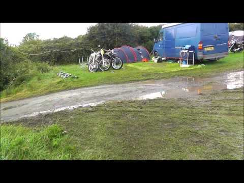 Peel Campsite,Isle of Man