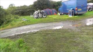 Peel Campsite,Isle of Man