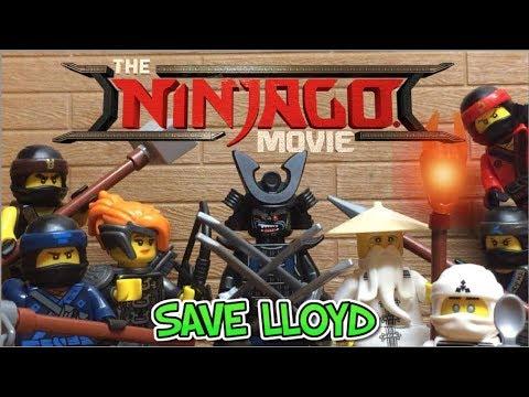 Download Lego Ninjago: EVIL LLOYD Part 4